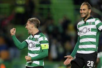 10ª J: Sporting - Arouca 16/17