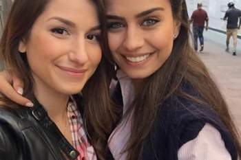 Ozil apaixonado por sósia de Sara Sampaio?