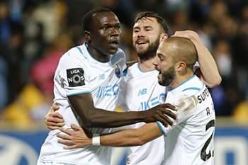 20ª J: Estoril-FC Porto 15/16