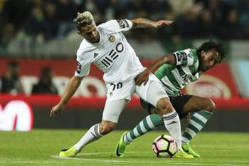 22ªJ: Sporting - Rio Ave 16/17