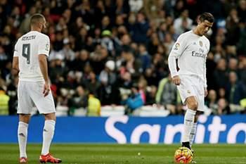 Real Madrid-Barcelona 15/16