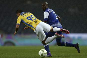 21ª J: FC Porto - Arouca 15/16