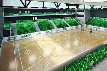 Conheça o futuro pavilhão do Sporting