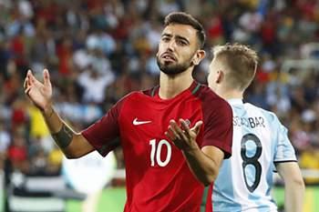 Rio 2016: Portugal - Argentina