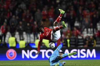 16 Fev: Benfica vence Zenit na Luz
