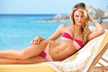 Candice Swanepoel, o anjo da Victoria's Secret