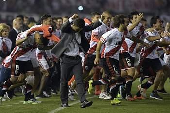 River Plate é campeão da Sul-Americana