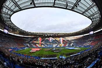 Euro2016: Portugal x França