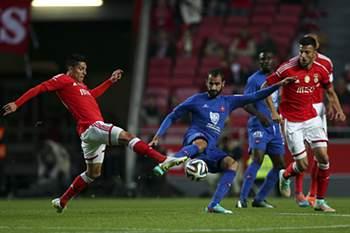 12ª J: Benfica-Belenenses