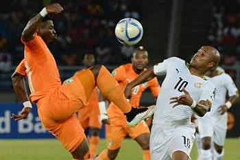 Final CAN2015: Costa do Marfim - Gana