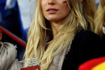 Sarah Brandner, namorarada de Schweinsteiger