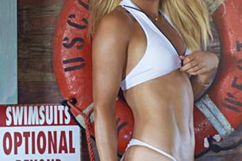"Wozniacki ""mostra os dotes"" na Sports Illustrated"