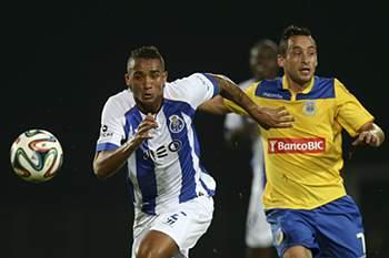 8ª J: Arouca-FC Porto