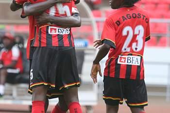 Girabola 2014: 1º de Agosto - Benfica do Lubango