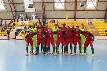 Portugal no Euro de futsal