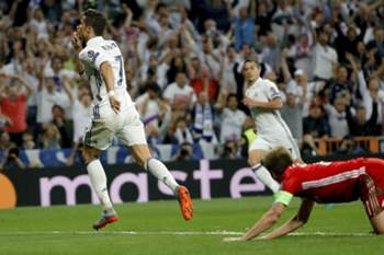 L.C. Real Madrid - Bayern Munique 16/17