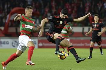 12ªJ: Marítimo - Benfica 16/17