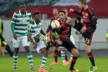 LE: Bayer Leverkusen-Sporting 15/16
