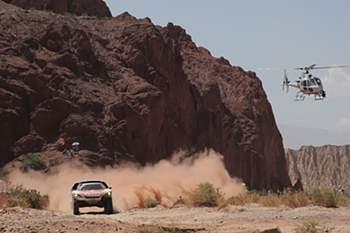 Dakar2017: As melhores imagens da 3.ª etapa