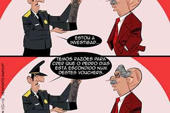 Benfica investigado