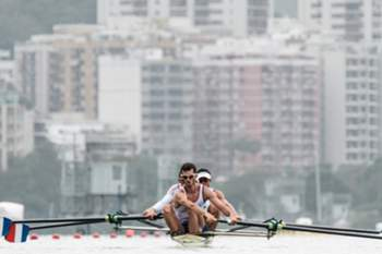 Paisagem olímpica...