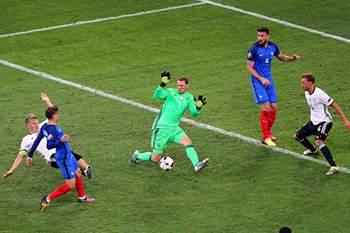 O sexto golo de Griezmann no Euro
