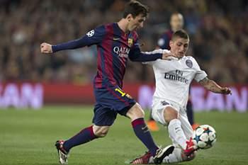 LC: Barcelona-PSG 14/15