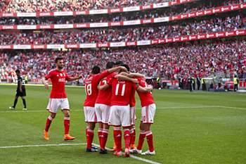 28.ªJ: Fotos Benfica - Académica