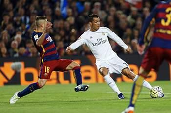 Liga Espanhola: Barcelona - Real Madrid