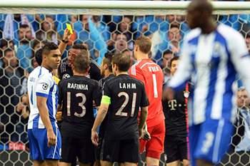 LC 14/15: FC Porto - Bayern