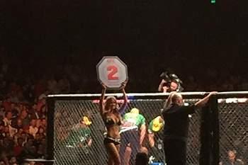 Kahili Blundell é a razão para você ver a UFC
