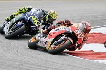 A guerra Rossi vs Márquez