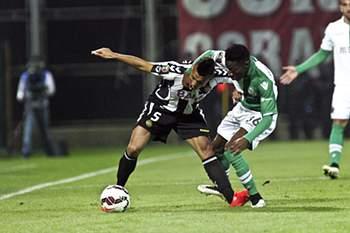 TP: 1/2 Nacional - Sporting