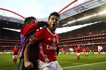 18ª J: Benfica - Tondela 16/17