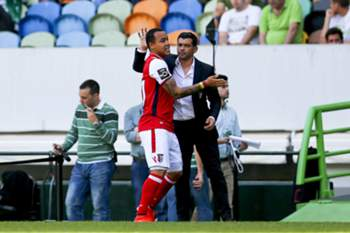 33ª J: Sporting - Sp. Braga 14/15