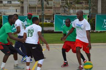 Angola - Evento 'The One by Sprite'