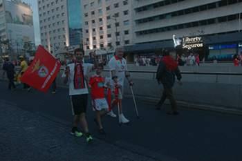 Benfica Campeão 2105: As primeiras imagens da festa