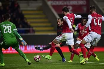 22ªJ: SC Braga - Benfica 16/17