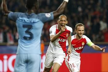 Mónaco - Manchester City: 1/8 da Champions 16/17