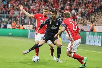 Bayern-Real Madrid: ´quartos` da Champions (16/17)