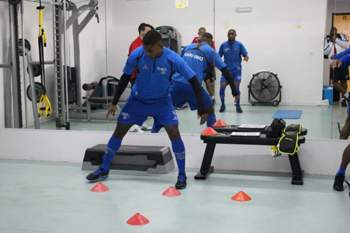 Cabo Verde estreia novos equipamentos