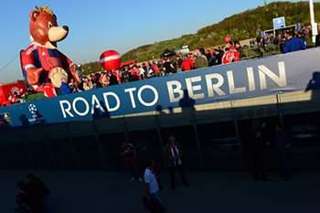 LC 14/15: Bayern - FC Porto