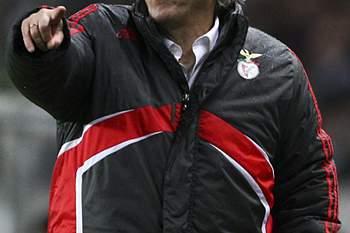 Sporting-Benfica: os dérbis de Jesus