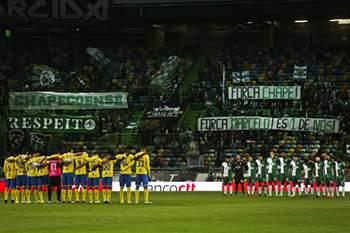 TL: Sporting - Arouca 16/17