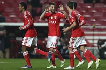 TL: Benfica-Arouca