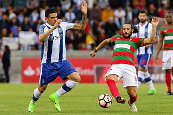 32.ª J. Marítimo - FC Porto: 16/17