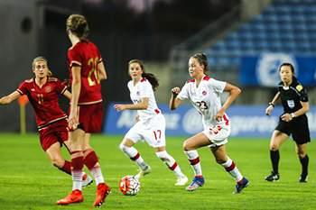 Espanha vence Algarve Cup 2017