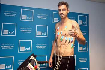 Sporting deu o pontapé de saída da nova época com os exames médicos