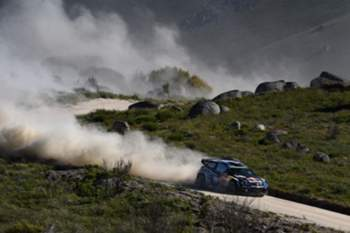 Rally Portugal 2015
