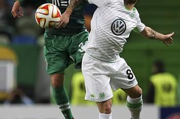 Liga Europa: Sporting x Wolfsburgo